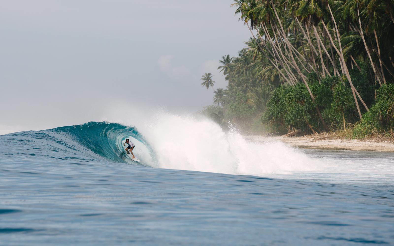 Baturundung Surf Spots